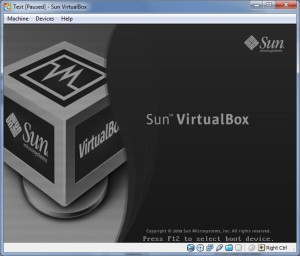 VirtualBox BIOS